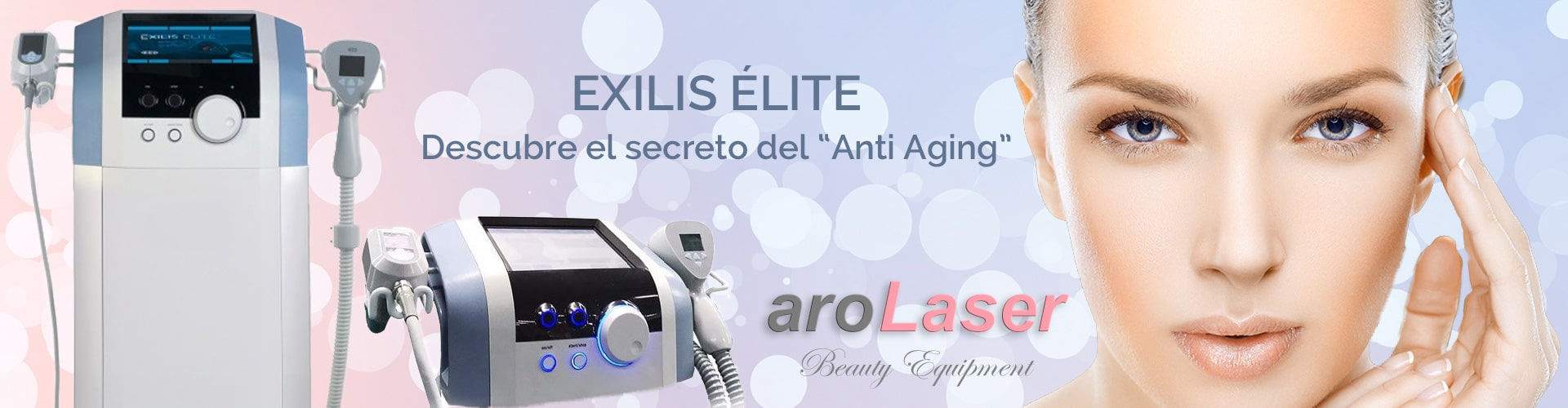 Aparatos-de-Estetica-Radiofrecuencia-Exilis-Elite-Arolaser