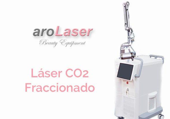 Equipo de estetica Laser-CO2-fraccional-Arolaser