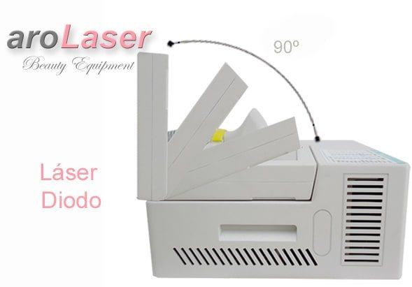 Laser-diodo-depilacion-NPRO-Arolaser