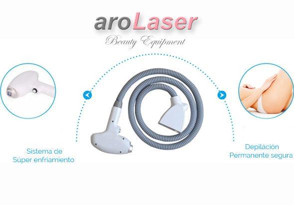 Laser diodo depilacion YS-808 Arolaser 0