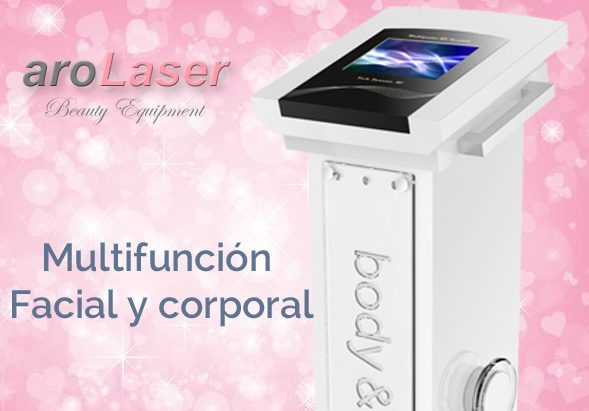 Multifuncion Facial y Corporal Arolaser - MY-N80D-0
