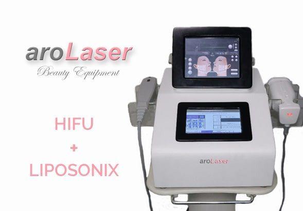 Equipo-de-estetica-HIFU-Liposonix-Arolaser