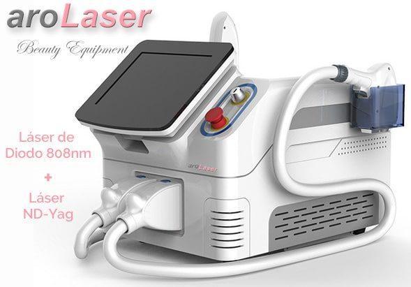 Multifuncion-Laser-diodo-808nm-ND-Yag-Arolaser-